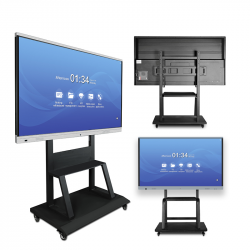 LEAD ALL IN ONE INTERACTIVE BOARD|FLAT PANEL SMT650 55 INCHES
