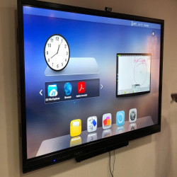 LEAD FLAT PANEL ALL IN ONE INTERACTIVE BOARD 65INCHES