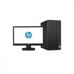 HP 290 G1 MT, Core I3, 500GB HDD, 4GB RAM, DVD RW, WIN 10 PRO, 18.5″ MONITOR