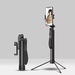 Flexible Cell Phone Tripod Phone Stabiliser Monopod Selfie Stick