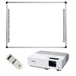 "LEAD Interactive Smart board 83"" large electronic board"