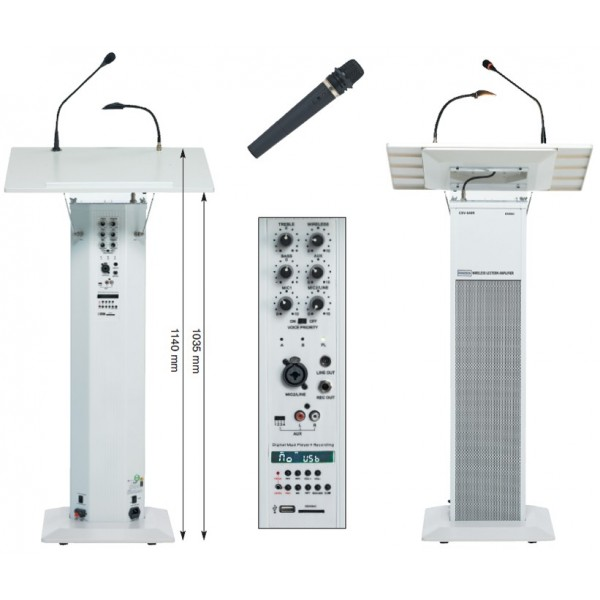Lectern Public Address System