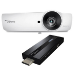 OPTOMA EH461HD 5000 LUMENS MULTIMEDIA PROJECTOR