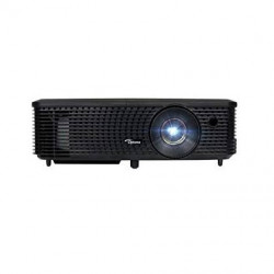 Optoma 3500 Lumens SVGA 3D DLP Projector with Superior Lamp Life and HDMI S341