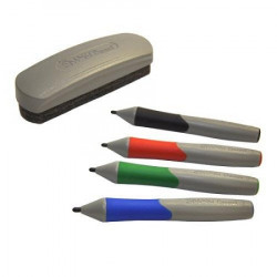 SMART Board 500/600 Series Replacement Pens – Set of Four
