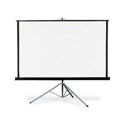 Projection Tripod Screen 96'' X 96''
