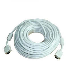 20 Meter, High Resolution VGA Cable -HD15