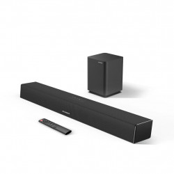 High Quality 2.1 Wireless Soundbar with Wireless Subwoofer speaker