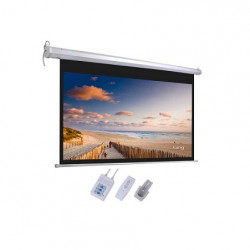 Motorized Projection Screen| Electric Projection Screen 72×72